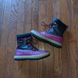 Nike ACG Women's Fur Lined Boots Size 5 Cute 🔥